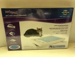 scoopfree litter tray cat