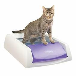 PetSafe ScoopFree Original Self-Cleaning Cat Litter Box, Aut
