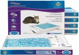 NEW ScoopFree Premium Scented Non-Clumping Crystal Cat Litte