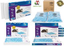 PetSafe ScoopFree Tray Refills Cat Litter Box Self-Cleaning: