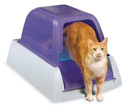 PetSafe ScoopFree Ultra Automatic Self Cleaning Hooded Cat L