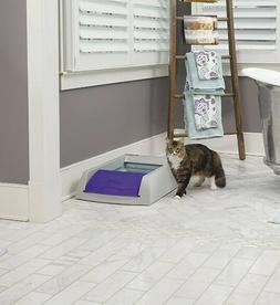 Self Cleaning Cat Litter Box Electric Automatic Kitty Litter