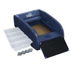 Self-Cleaning Litter Box for Single Cat Automatic Scoop with