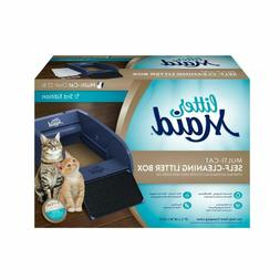 Self-Cleaning Litter Boxes For Cats Durable Extra Large Size