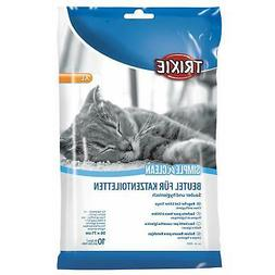 Trixie Simple'n'Clean Bags for Cat Litter Trays Box Disposab
