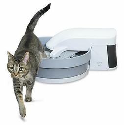 PetSafe Simply Clean Self-Cleaning Cat Litter Box, Automatic