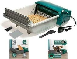 Pet Zone Smart Scoop Automatic Litter Box Self Cleaning Litt