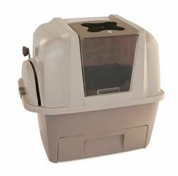 Catit SmartSift Litter Box Cat Pan Sifting Automatic Scoop C