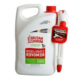 Nature's Miracle Stain & Odor Remover 1.33 Gallon Battery Op