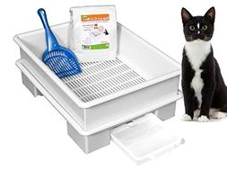 SMART CAT BOX STARTER KIT - The ORIGINAL - Patented