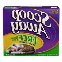 Scoop Away Odor Eliminator Cat Litter , 20 lb