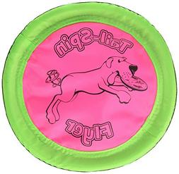 Booda Petmate Tail-Spin Flyer Floating Dog Frisbee 3
