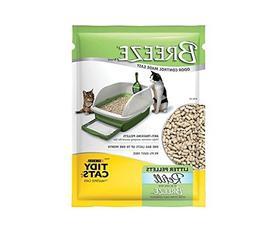 Purina Litter Tidy Cat Breeze Pellets, 3.5 lb 3-Pack