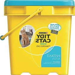 tidy cats clumping litter instant