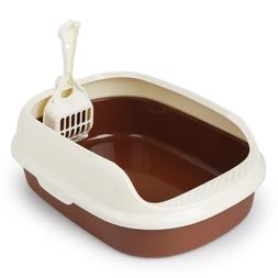 Toilet Bedpan Cat <font><b>Litter</b></font> <font><b>Box</b