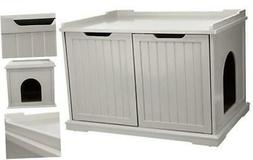 Trixie Pet Products Wooden Pet House X-Large and Litter Box