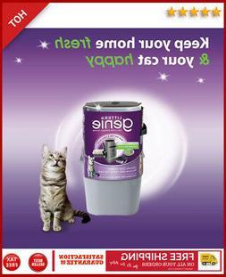 Litter Genie Ultimate Cat Litter Odor Control Pail Disposal