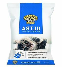 Precious Cat ULTRA CAT LITTER Premium Hard Clumping Dust Fre