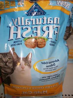 BLUE Naturally Fresh Ultra Odor Control Multi-Cat Quick-Clum