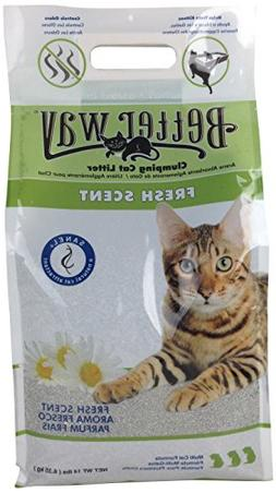 Ultra Pet Better Way Clumping Fresh Scent Cat Litter with We