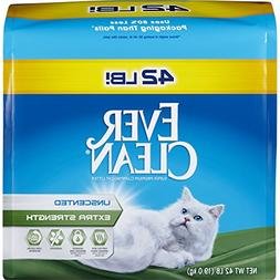 Ever Clean Unscented Extra Strength Premium Clumping Cat Lit