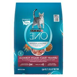 Purina One Urinary Tract Health Formula Adult Dry Cat Food -