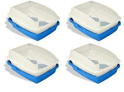 .Van Ness CP5 Sifting Cat Pan/Litter Box with Frame, Assorte