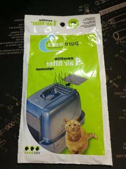 van ness pureness zeolite cat air filter