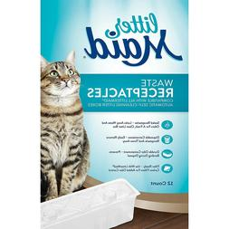 Littermaid Waste Receptacles Litter Boxes Automatic Pet Supp