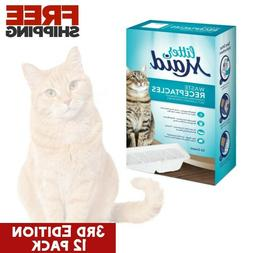 Waste Receptacles Self Cleaning Litter Boxes Containers Disp